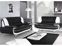 !!!BEST BARGAIN EVER!!! PALERMO CAROL SOFA SET IN 3 DIFFERENT COLORS ,WE DELIVER ALL OVER M25