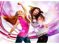 Ladies Latin Dance Classes - no partner needed!!!
