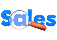 PART TIME ANGLOPHONE SALES REPS WANTED $1000 PER CLOSED SALE.