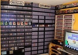 Looking to buy old games and consoles