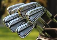 Taylormade SLDR and Rocket Blade Tour Irons