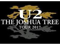 U2 Ticket for Joshua Tree Tour