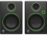 Mackie CR3 Studio Monitor Speakers