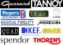 Wanted - Turn your unwanted Hi Fi, audio, turntables, tonearms, speakers, etc,etc into cash NOW.