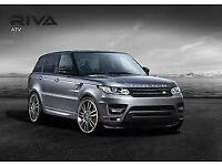 "22"" RATV Alloy Wheels To Fit Range Rover, Porsche Cayenne, Mercedes ML - Brand New Boxed"
