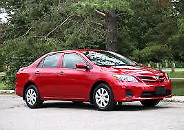 Looking To Buy Toyota Corolla! AS/IS!
