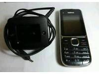 Nokia c2-01 unlocked to all network in good condition