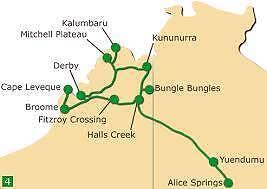 Boys Own road trip thru The Kimberley WA