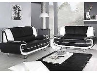 NEW MOST STYLISH PALERMO CAROL SOFA SET FOR THE PRICE OF 2 SEAT SOFA IN 3 DIFFERENT COLORS