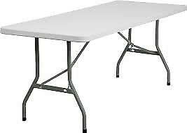 WANTED. FOLDING TABLES.....