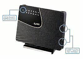High End AC Dual Band Wireless Router Zyxel EMG2926 $60