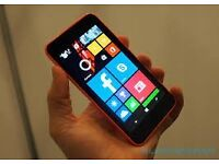 Nokia Lumia 630 with windows in excellent condition with USB charger. Free snakehive case