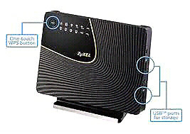 Zyxel EMG2926 Wireless AC Dual Band Router