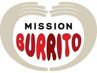 MISSION BURRITO NEWPORT - Burrito Roller Wanted!