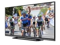 "Sharp Aquos LC 50LD266K ‑ 50"" LED TV ‑ 1080p with built in freeview"