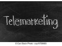 Telemarketer - Immediate Start