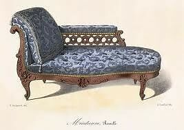Rococo Antique replica furniture