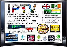 new system iptv channels wd box setup and 1 year channels this is