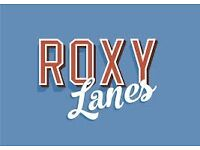 ***ROXY LANES - LEEDS - BAR TEAM LEADER***