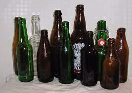 Empty Beer, Liquor, and Wine bottle pick up!!