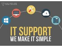 Telephone Support, Remote Server Support (RSS), Remote Desktop Support (RDS)