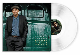 James Taylor - Before This World (New Ltd Ed Clear Vinyl Record)