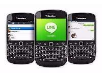80 Blackberry Phones