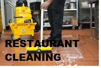 RESTAURANT, BAKERY, INDUSTRIAL AND COMMERCIAL CLEANING !!! Watch
