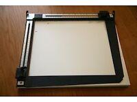 LPL darkroom printing easel