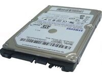 500GB 2.5 inch Sata Hard Drive HHD for laptop & notebook & netbook & mac book £25