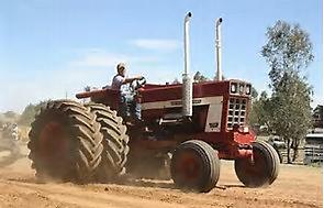 Tractor V8 international 1468 or 1568 and massey 1150 or 1155 Giru Burdekin Area Preview