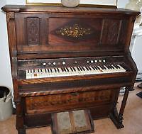 harmonium William Bell