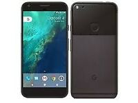Google Pixel XL 128gb Black Immaculate Unlocked + Daydream View VR Headset