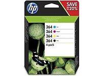 HP 364 set of inkjet cartridges - genuine HP