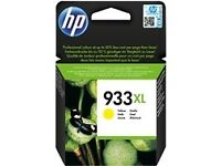 HP 933 XL Yellow Colour Ink Cartridge - (unopened & in date)