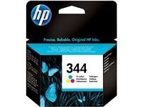 Genuine original HP Thermal Inkjet cartridge, tri colour pack yield 500 pages