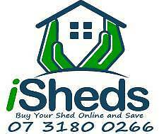 Shed Yardsaver G88 2.8mt x 2.8 mt Colour sale on now Brisbane City Brisbane North West Preview