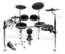 Electronic Drum Set Ebay