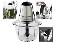 Boxed Mini Food Processor