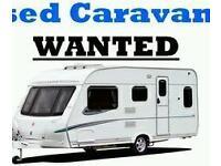 I looking for a 2/4/5 berth caravan