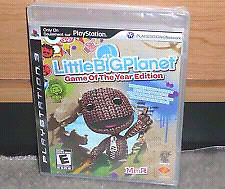 Little Big Planet GotY and 13 other Playstation 3 games for sale
