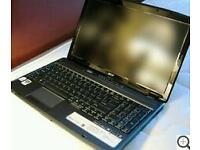 High spec acer laptop