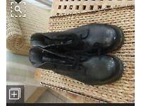 Mens Black Grenadier boots