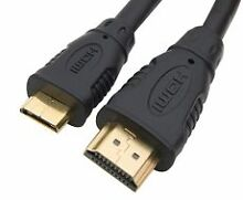 NEW Cabac HDMI V1.4 M-M Type A to Type C Cable - 2M Christie Downs Morphett Vale Area Preview