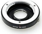 Olympus OM Camera Lens Fitting Adapter for Canon EOS Camera