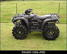 I want a free atv it can be 2x2 but i would like it to be 4x4