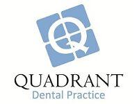 Experienced Dental Nurse for Family Run Practice