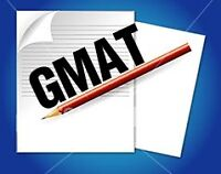 GMAT AND GRE TUTORING - FREE FIRST SESSION