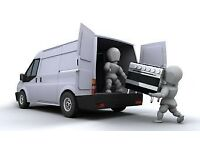 Man and van - Glasgow to London - Call us on 07541507202