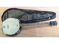 BEAUTIFUL ASTORIA 5 STRING BANJO